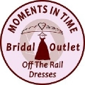 Visit the Moments In Time Bridal website