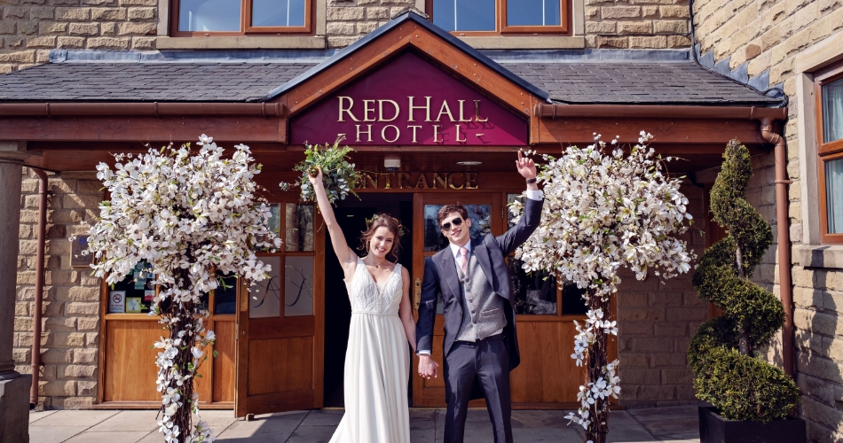 Image 1: Red Hall Hotel
