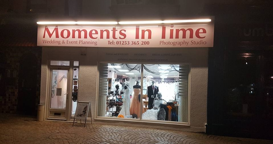 Image 3: Moments In Time Bridal