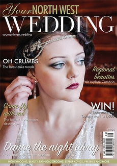 Issue 63 of Your North West Wedding magazine