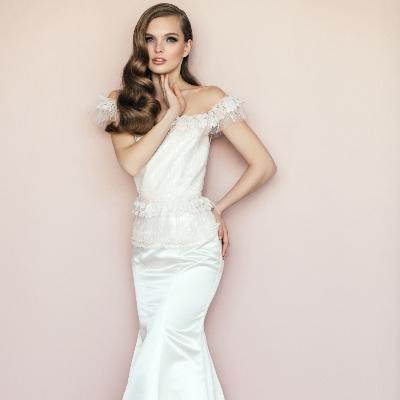 How to embellish a plain dress