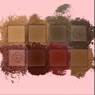 P.Louise have launched her new Love Tapes Palettes