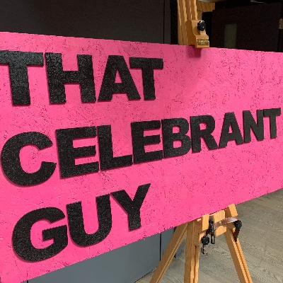 We interviewed That Celebrant Guy to find out more about his company