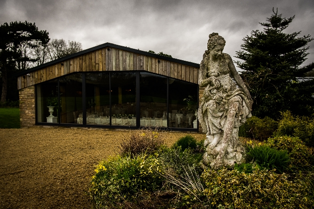 Get married at the charming Hyde Bank Farm