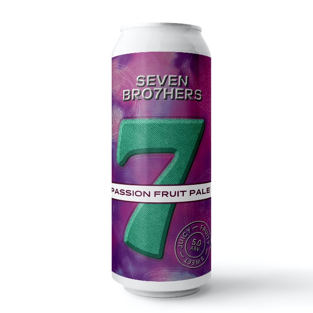 Seven Bro7hers has added a new passion fruit flavoured beer to its line up