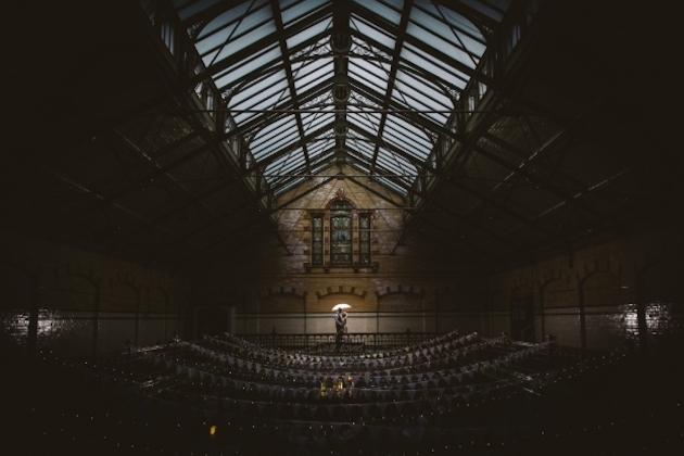Victoria Baths in Manchester has won an award for Best Wedding Venue