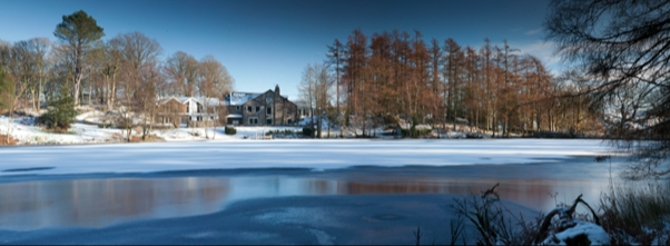 Cumbria wedding venue, Gilpin is offering a range of escapes for Christmas and New Year