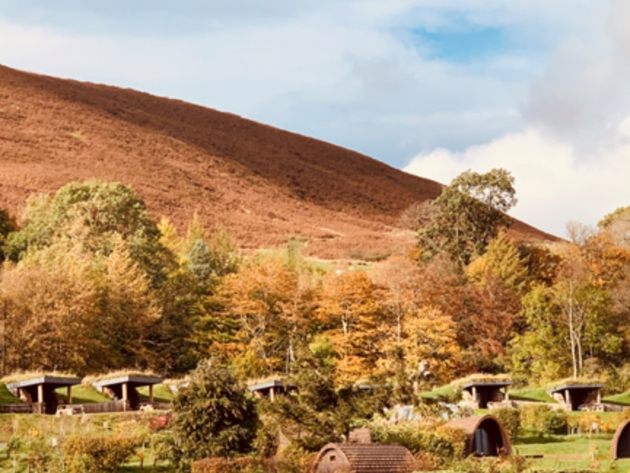 The Quiet Place, an eco holiday park in the Lake District, has won several awards in 2020