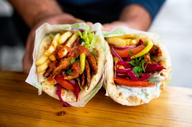 What The Pitta has opened its first restaurant in Manchester