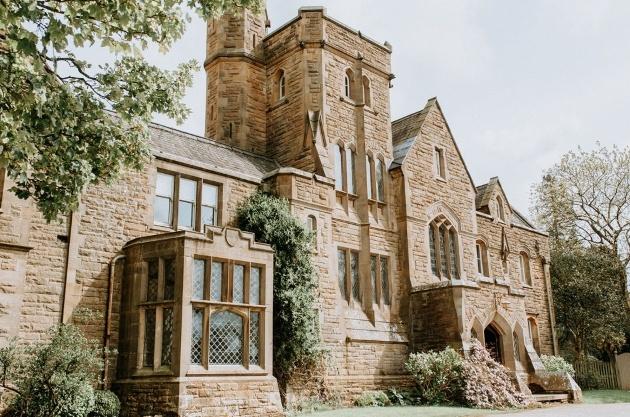 Take a peek inside Wyresdale Park Weddings