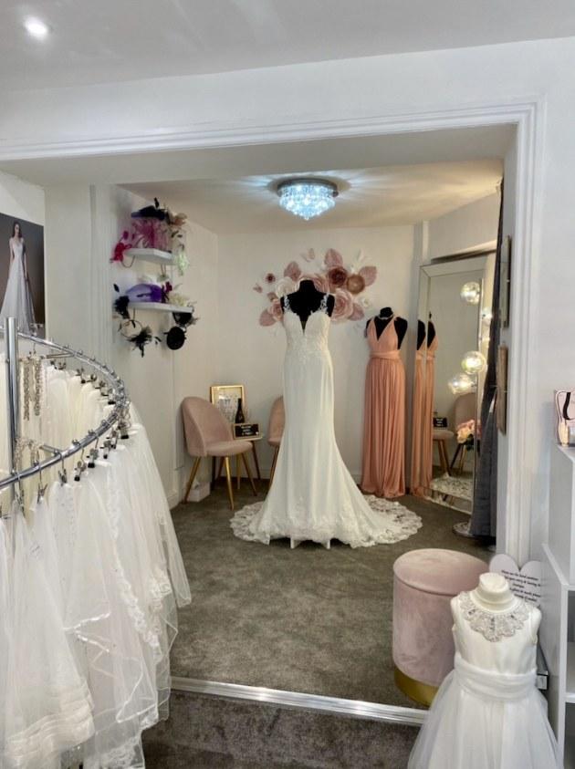 We interview bridal boutique, The Bridal House