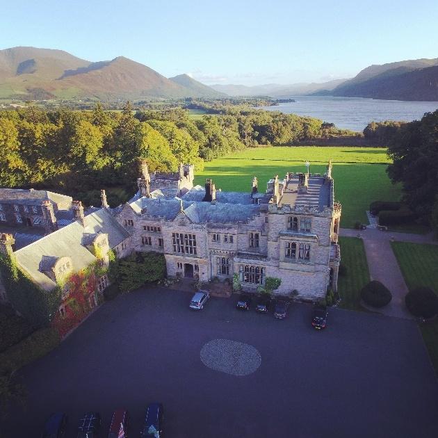 Say 'I do' at the luxurious Armathwaite Hall Hotel & Spa