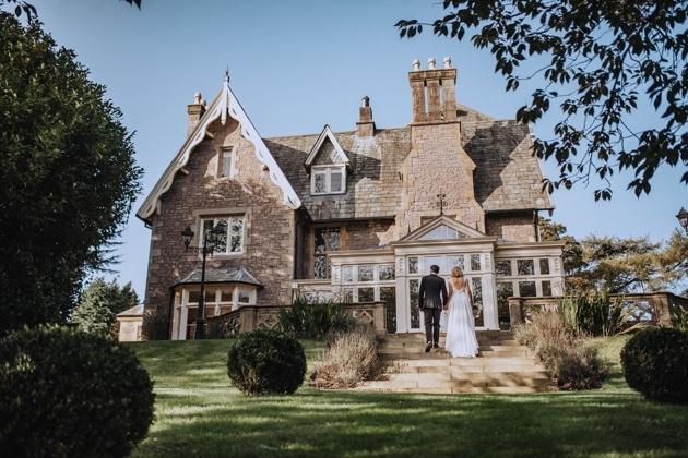Get married at Casterton Grange Estate