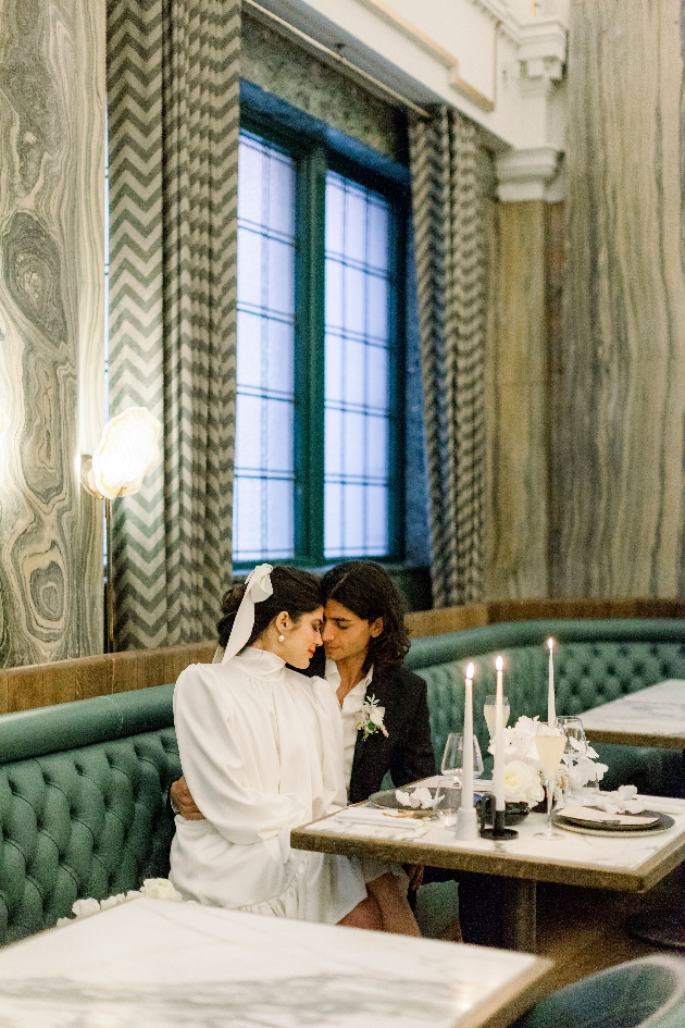 Discover what makes The Stock Exchange Hotel such a popular wedding venue