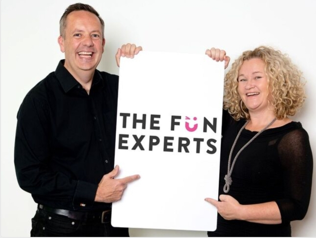 Sunshine Events has rebranded as The Fun Experts