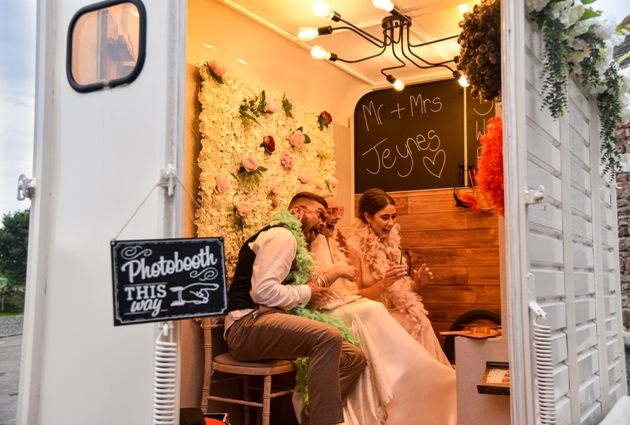 Meet the owner of photo booth, Photohoof