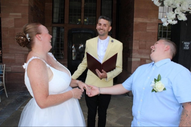 We interviewed That Celebrant Guy to find out more about him