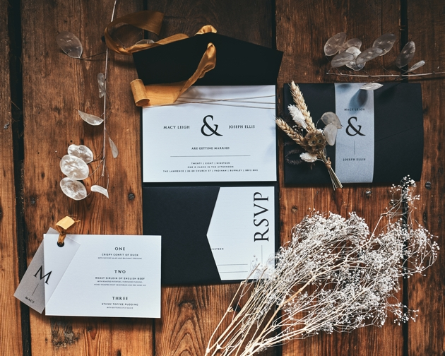 How to pick the perfect wedding stationery