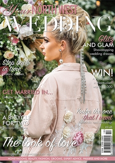 Issue 58 of Your North West Wedding magazine