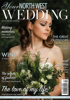 Issue 67 of Your North West Wedding magazine